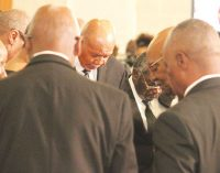 Prayers for candidates part of Voter Turnout Sunday service