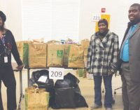 Community adopts ESR families for Christmas