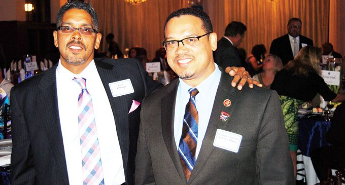 Eric Ellison's brother fights to be DNC chairman