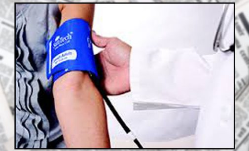High blood pressure over the holidays