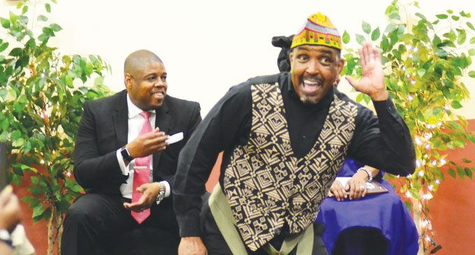 W-S Urban league leader delivers powerful message on opening day of Kwanzaa