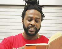W.R. Anderson rec center offers poetry night