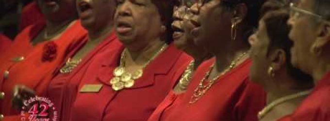 From the ashes of Jim Crow, The Big 4 Choir performs at Chronicle MLK Day