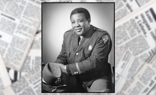 Forsyth's first black deputy remembered