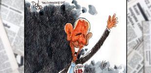 THANK YOU, PRESIDENT OBAMA: The Obama Legacy through the eyes of W-S