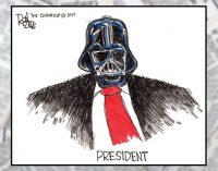 Editorial Cartoon: The President