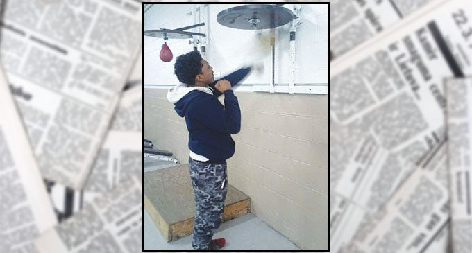 Nonprofit uses boxing to keep kids off the street