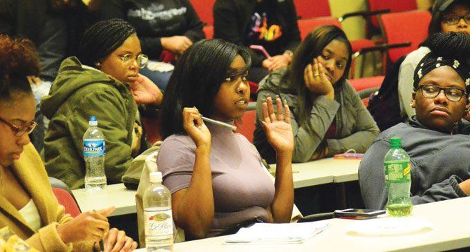 '13th' sparks powerful conversation at WSSU
