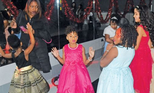 PIPA hosts first Kiddie Valentine's Day Prom