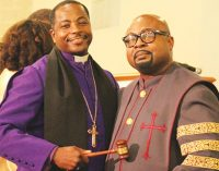 'Bringing the city together' Ministers' Conference installs new officers