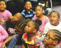 Library celebrates African American Read-In Day