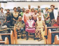 St. Mark Baptist Church celebrates black heritage
