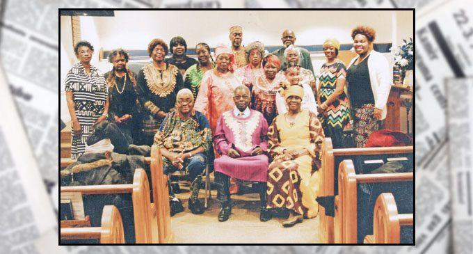 St. Mark Baptist Church celebrates black heritage