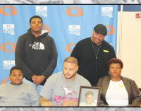 Signing day for high school football players mark new beginning for some area athletes