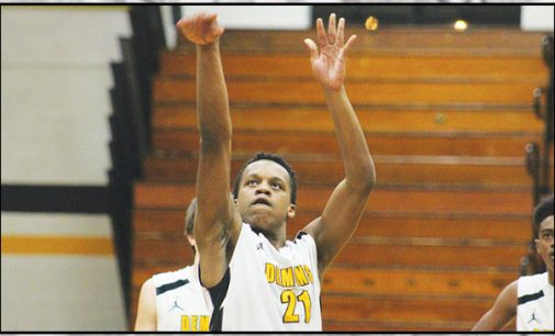Reynolds freshman forward Tobias Johnson opens up to The Chronicle