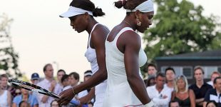 Serena and Venus Williams are champions on and off the court