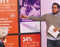 Local organizations unite to fight domestic violence