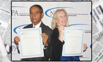 Chronicle publications win NCPA awards