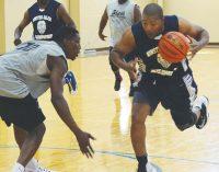 Police take on Slam Basketball Academy