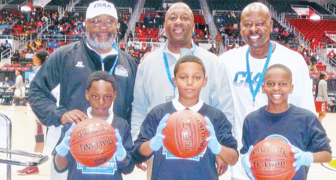 Boys and girls gain CIAA experiences