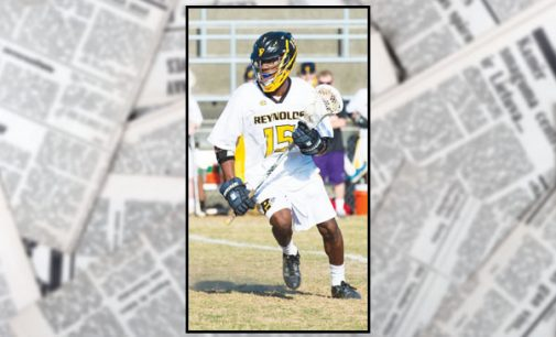 Reynolds player excels on lacrosse field