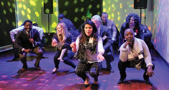 Bethesda Center prepares for dance competition