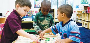 The Chronicle offers a scholarship for childcare