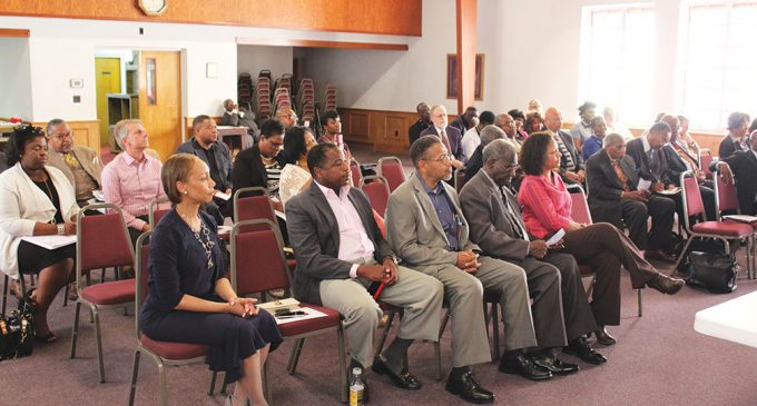 Ministers' Conference expands connections