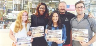 Wake rec center volunteers gain certificates
