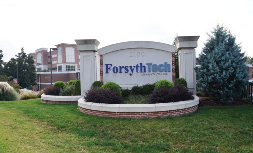 Forsyth Tech cuts mother new check