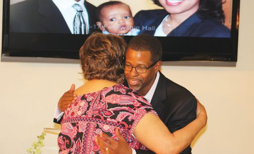 Rev. Rivers says goodbye