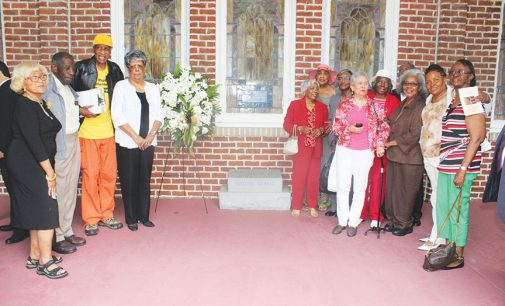 Goler Metropolitan celebrates anniversary and visit from MLK