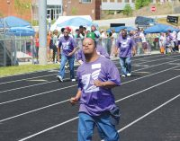 Special Olympics holds spring games at Walkertown High