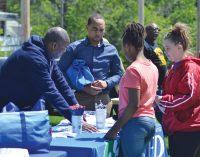 Huntley's legacy lives on through community health fair