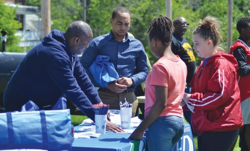 Huntley's legacy lives on through community health fair