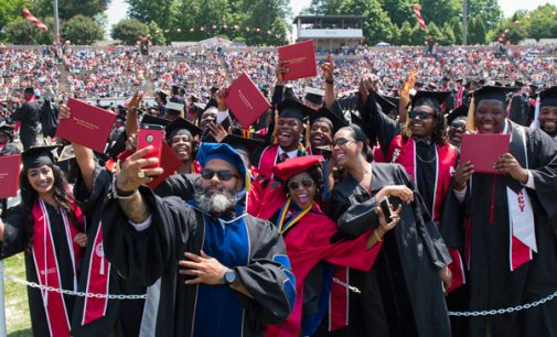 Sellers to WSSU graduates: Defy the odds