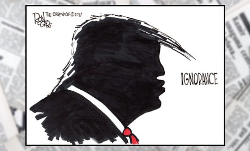 Editorial Cartoon: Ignorance