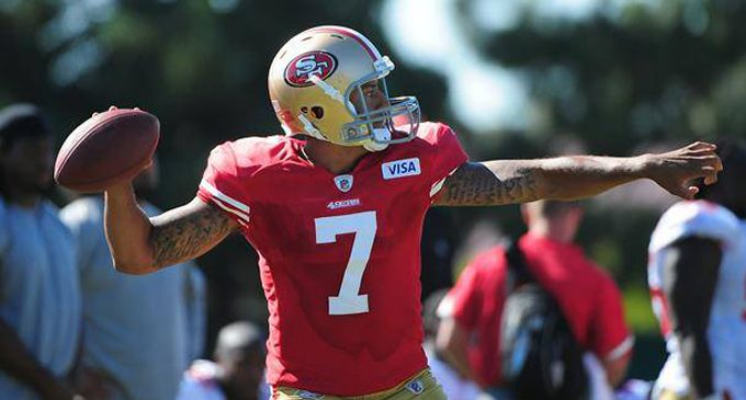 Commentary: Why is Colin Kaepernick still without a job in the NFL?