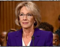 Commentary: A lesson for Education Secretary Betsy DeVos