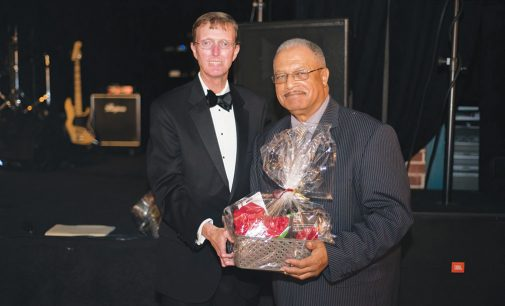 Rev. Robinson named Womble Carlyle Healthy Heart Champion