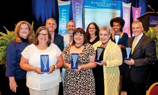 Foundation highlights community advocates