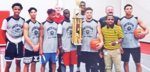 Hanes Hosiery teen team wins it all for Coach Art