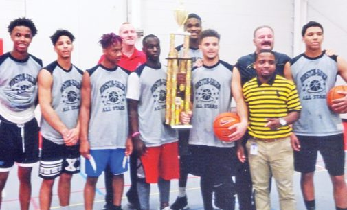 Hanes Hosiery teen team wins it all for Coach Art