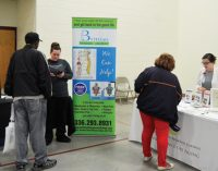 Salvation Army Senior Center holds health fair