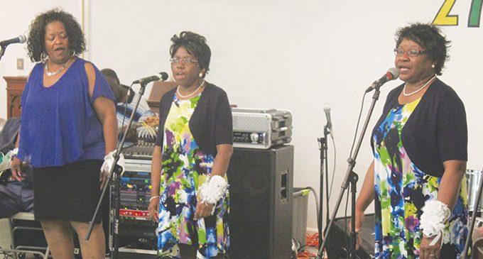 Singing 'family' celebrates 27th anniversary