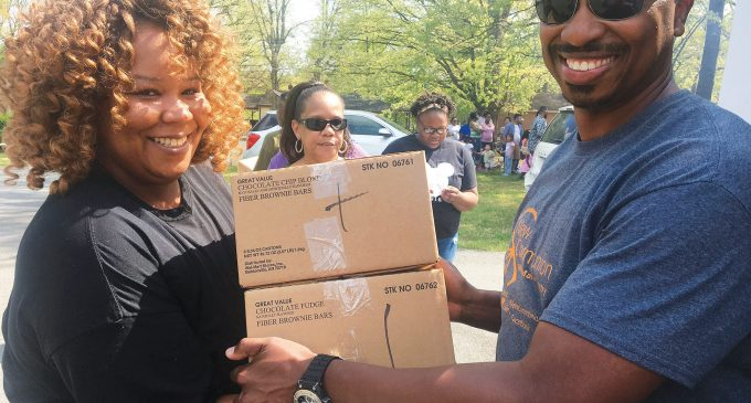 Pantry provides meals for 300