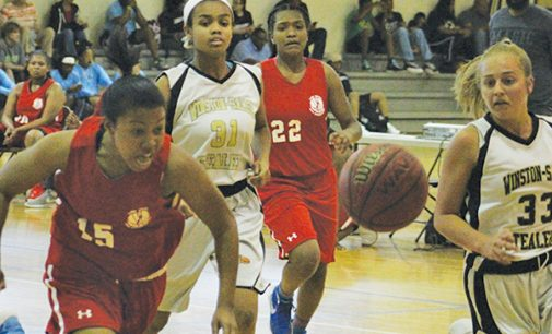 Tournament highlights local female athletes