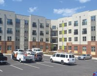 757 North apartment complex celebrates grand opening