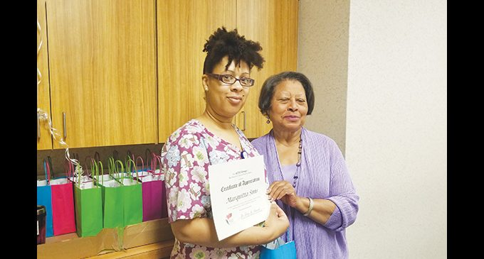 ACEY Group recognizes CNAs