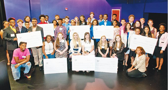 Youth Grantmakers in Action makes awards totaling $7,025